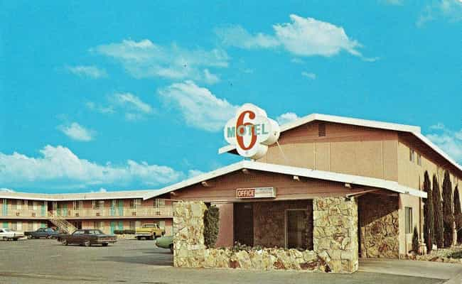 The Feral Woman At Motel... is listed (or ranked) 3 on the list 14 Creepy Ghost Stories From Motels Around The World