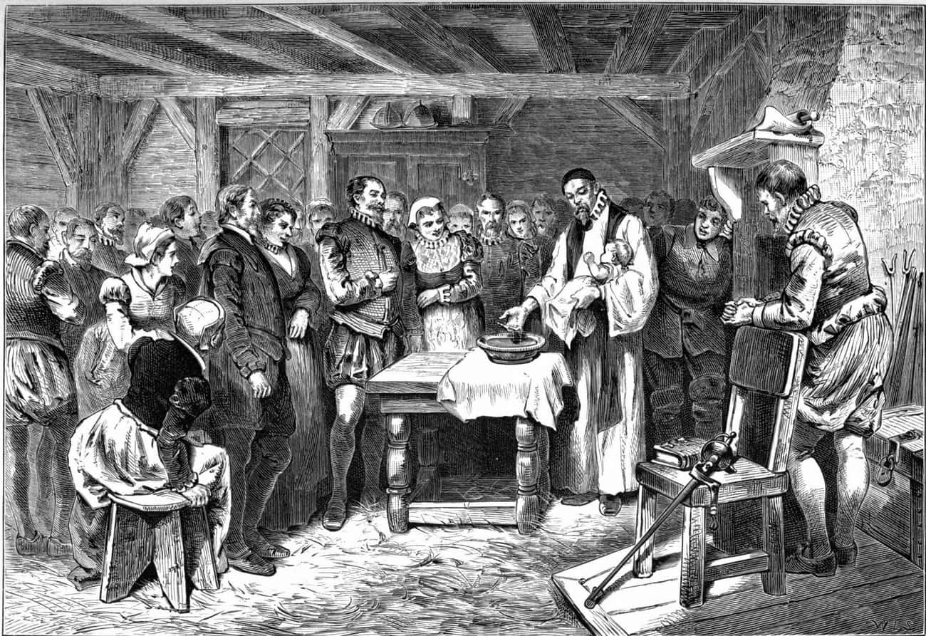 """The 1619 """"Brides"""" Were Not The First Women In Virginia By A Long Shot"""
