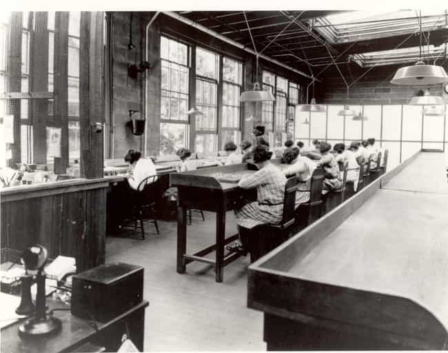 Almost All Radium Factory Work... is listed (or ranked) 2 on the list 14 Horrific Facts About The Women Forced To Get Radium Poisoning For Their Job