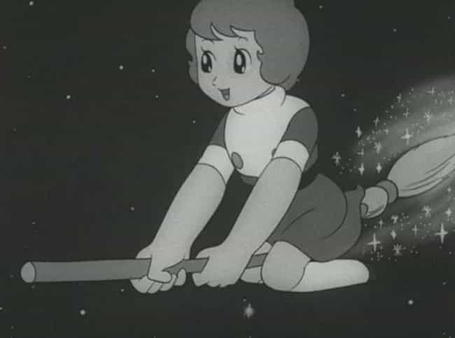 """The First Magical Girl On TV W... is listed (or ranked) 3 on the list How """"Magical Girls"""" Became Such A Big Thing In Anime"""