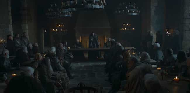 Jon Snow Looks Ready To ... is listed (or ranked) 3 on the list The New Game Of Thrones Trailer: Winter Is Here (Also, Dragons)