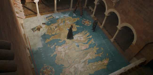 Cersei Misses The Forest... is listed (or ranked) 2 on the list The New Game Of Thrones Trailer: Winter Is Here (Also, Dragons)