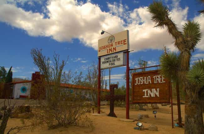 Gram Parsons Haunts The Joshua... is listed (or ranked) 2 on the list 14 Creepy Ghost Stories From Motels Around The World