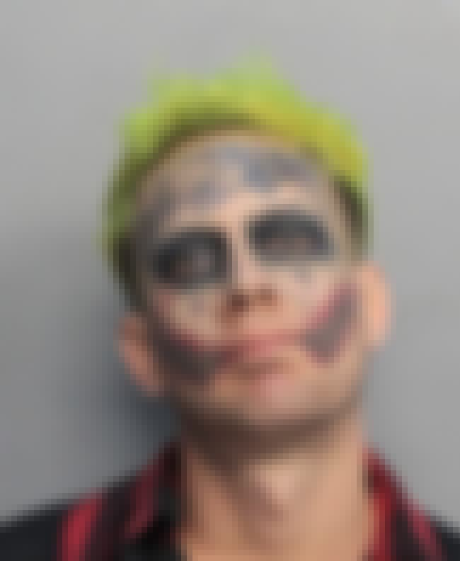 He Better Wipe That Smile Off ... is listed (or ranked) 4 on the list 28 Hilarious Florida Mugshots That Perfectly Represent America's Wang