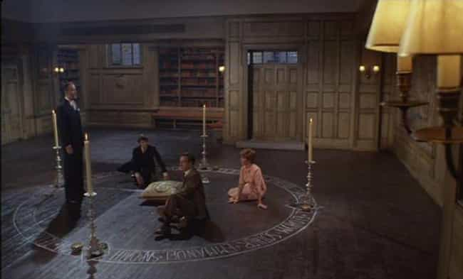 Draw A Magic Circle Of S... is listed (or ranked) 4 on the list 12 Effective Means Of Summoning Spectral Forces With A Ouija Board