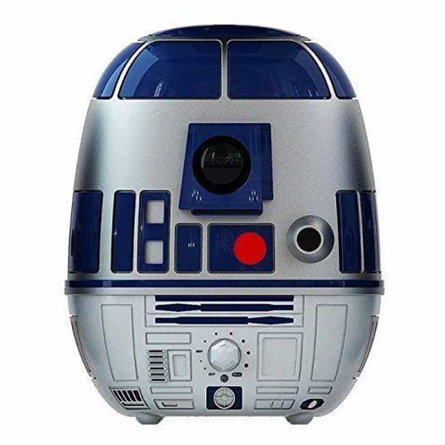 Star Wars R2D2 Humidifie... is listed (or ranked) 3 on the list You Won't Get Through This List Of Nerdy Summer Gear Without Ordering Something