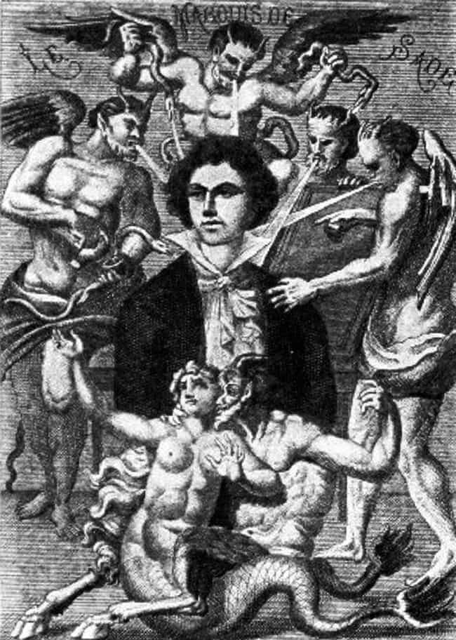 His First Arrest Did Not Stop ... is listed (or ranked) 2 on the list The Life and Times Of The Marquis De Sade, The Man 'Sadism' Was Named After