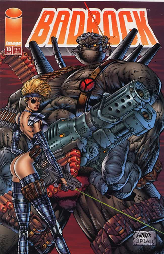 Worst Rob Liefeld Covers