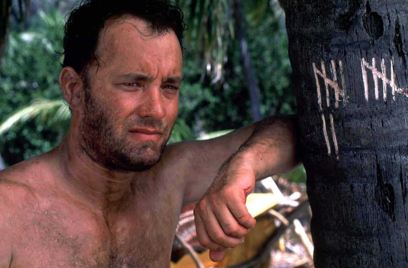 Almost Everything About Cast Away Is Completely Unconventional
