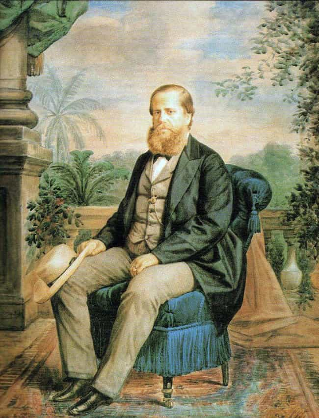 He Liked To Travel Incog... is listed (or ranked) 4 on the list Emperor Pedro II of Brazil Might Be The Most Widely Beloved Leader In History