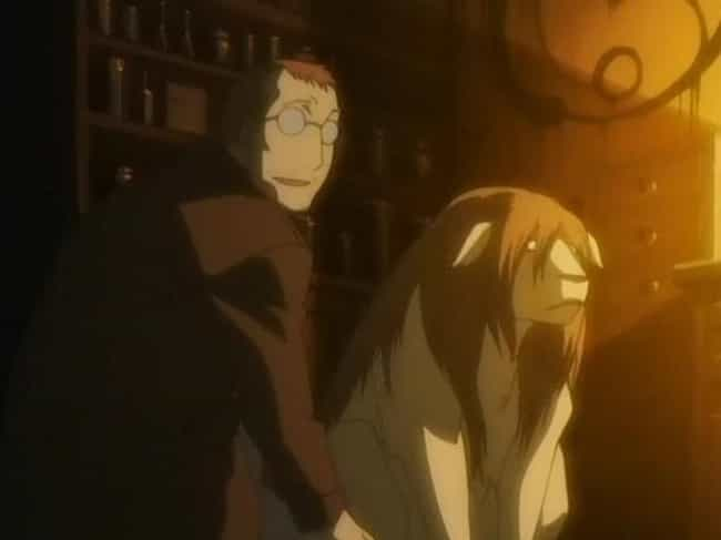 Shou Tucker From Fullmetal Alc... is listed (or ranked) 1 on the list The 17 Most Horrible Anime Parents Of All Time