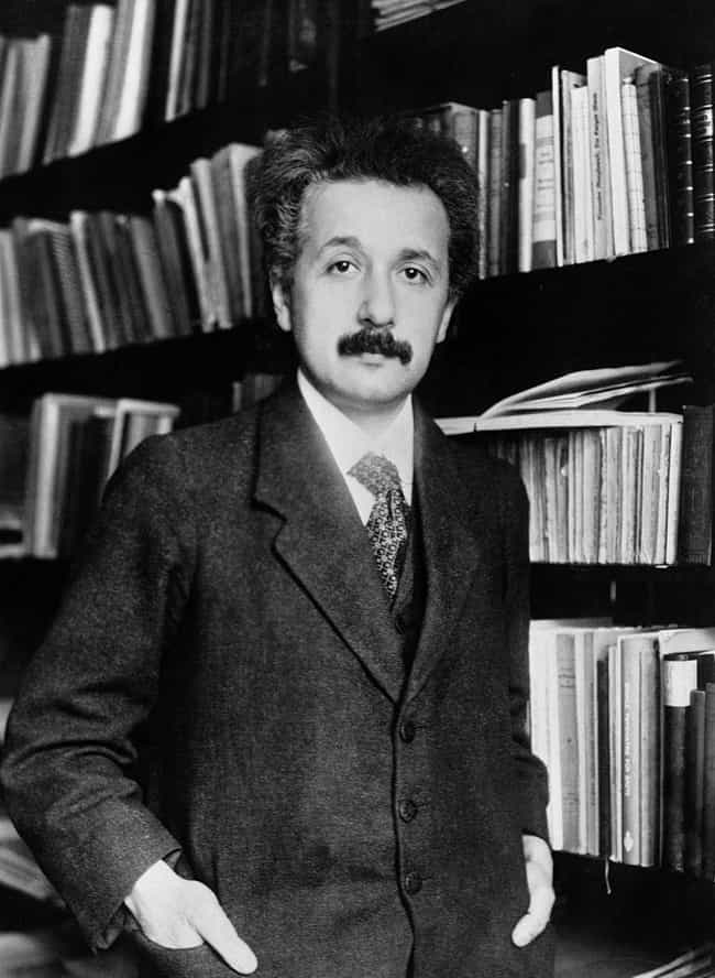 Portrait Of The Scientist As A... is listed (or ranked) 1 on the list Photos Of Albert Einstein That Show The Guy Behind The Genius