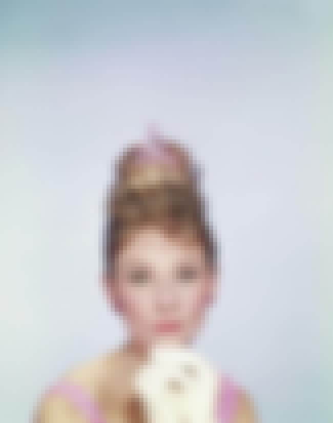 In Character As Holly Golightl... is listed (or ranked) 3 on the list 27 Rare Audrey Hepburn Photos