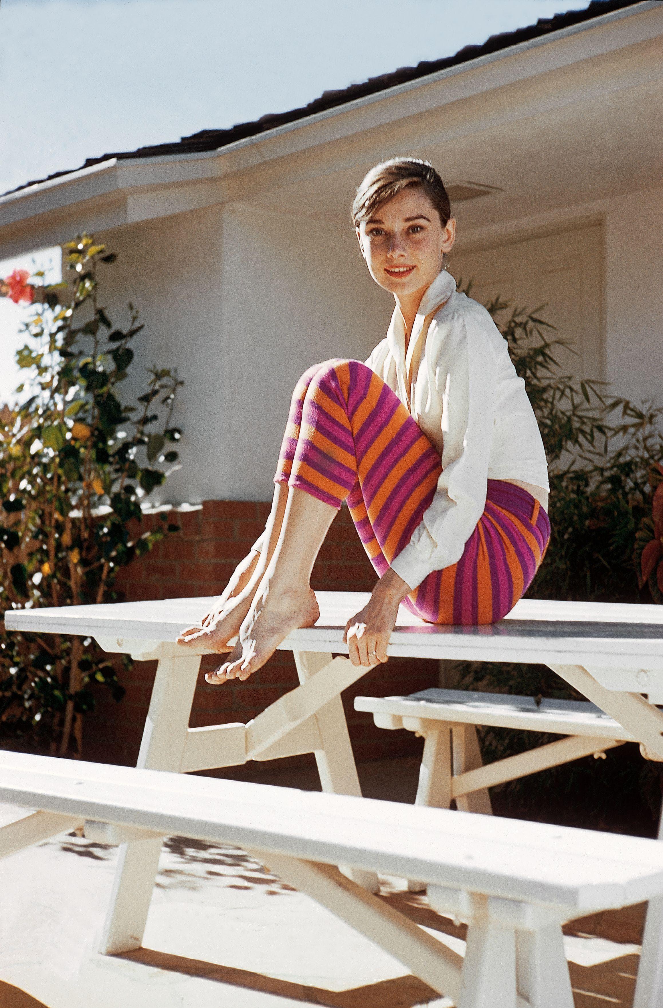 Image of Random Rare Audrey Hepburn Photos
