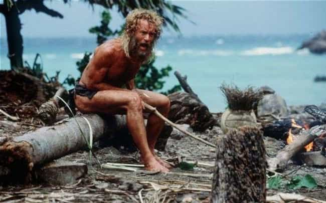 Filming All Alone Every ... is listed (or ranked) 8 on the list Behind-The-Scenes Stories That Will Change The Way You Watch 'Cast Away'