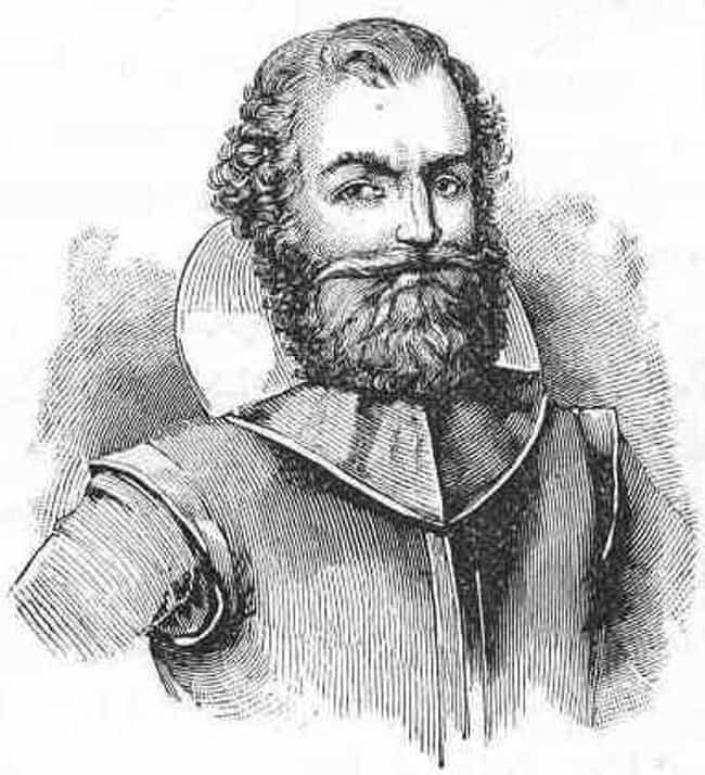 John Smith Looked Nothing Like... is listed (or ranked) 7 on the list 11 Dark Facts About John Smith That Disney's Pocahontas Movie Left Out