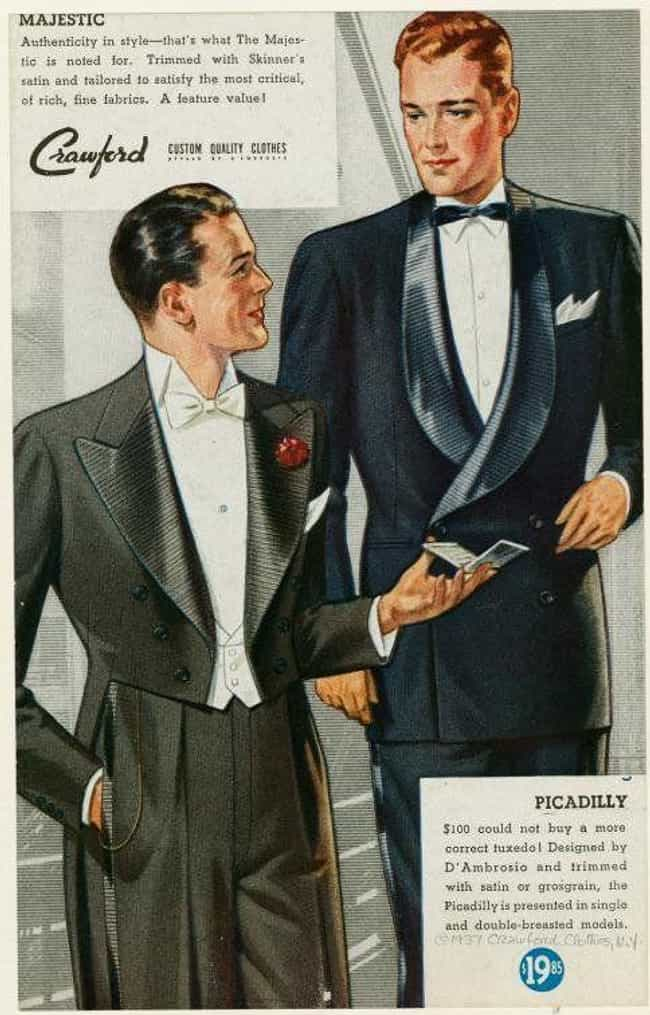 Pierre Lorillard Never A... is listed (or ranked) 5 on the list How Weird Sportcoats From History Led To The Modern Tuxedo