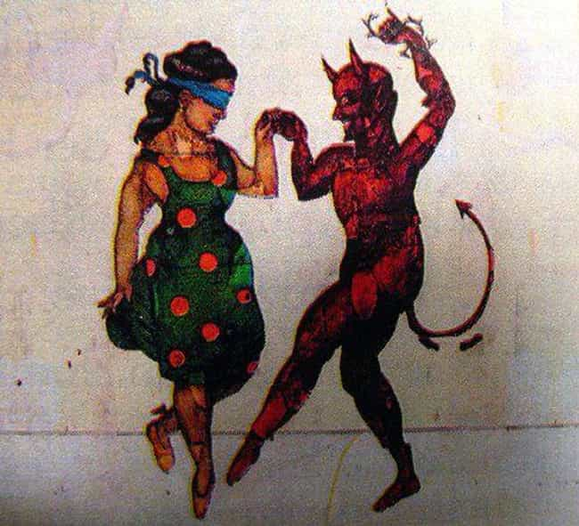 A Dancing Devil Woos Loc... is listed (or ranked) 4 on the list 14 Chilling Ghost Stories From San Antonio, Texas