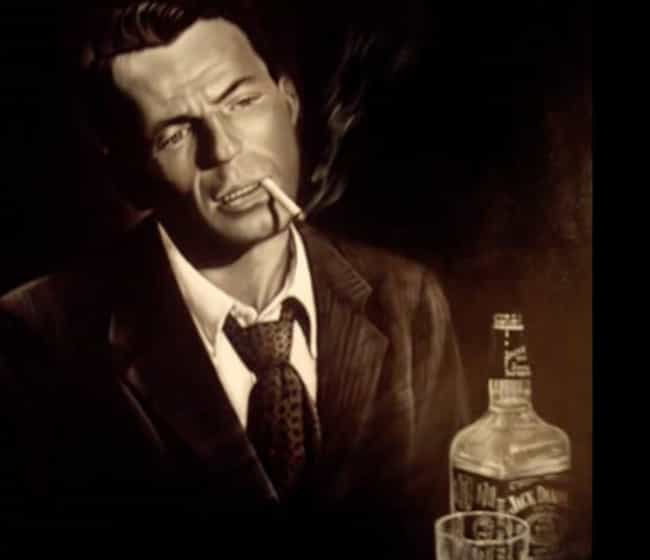 He Once Drunkenly Drove ... is listed (or ranked) 2 on the list 11 Times Frank Sinatra Was An Egomaniac Monster