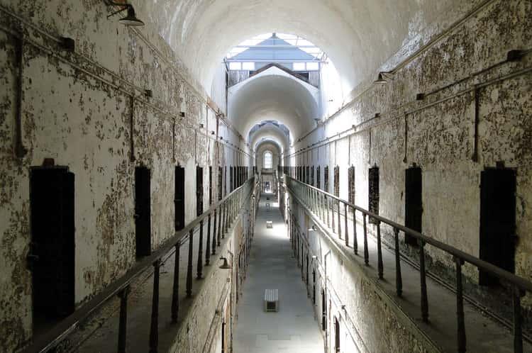Hundreds Of Restless Spirits Roam Philly's State Penitentiary