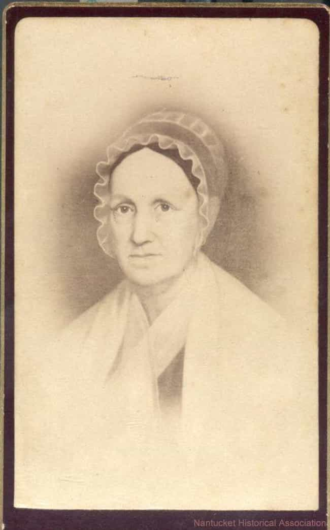 Ghost Of Quaker Woman Wa... is listed (or ranked) 2 on the list The Freakiest Paranormal Legends From Philadelphia, The City Of Brotherly Love