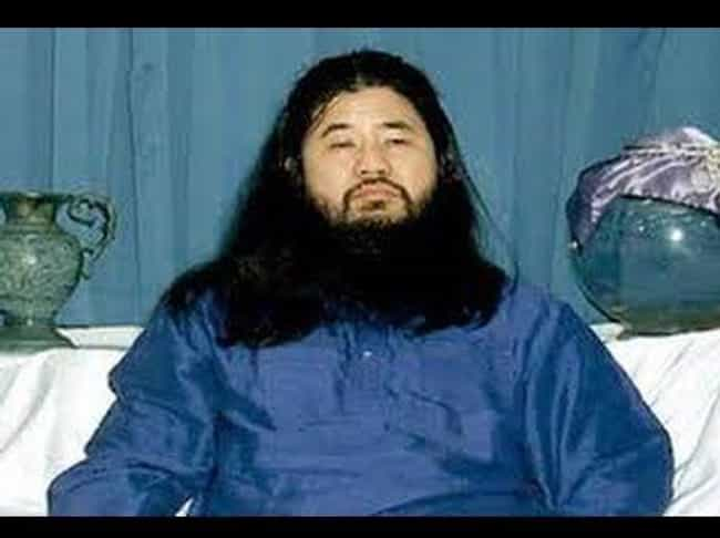 The Aum Shinrikyo Doomsd... is listed (or ranked) 2 on the list 8 Murderous Drug Cults Who Got High And Took Things Too Far