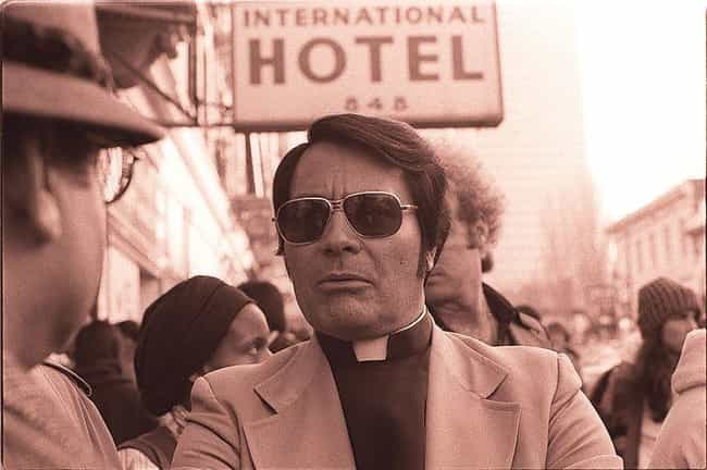 Jim Jones's Amphetamine-... is listed (or ranked) 3 on the list 8 Murderous Drug Cults Who Got High And Took Things Too Far