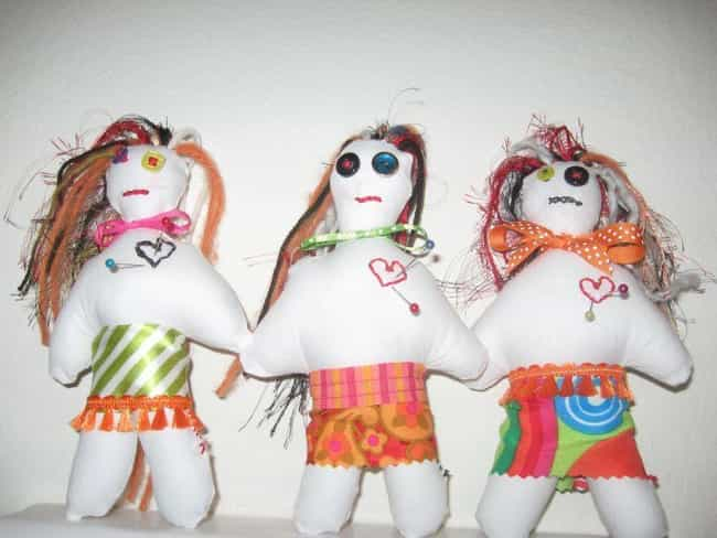 Stuff Your Voodoo Doll ... is listed (or ranked) 4 on the list 10 Steps Toward Making A Voodoo Doll