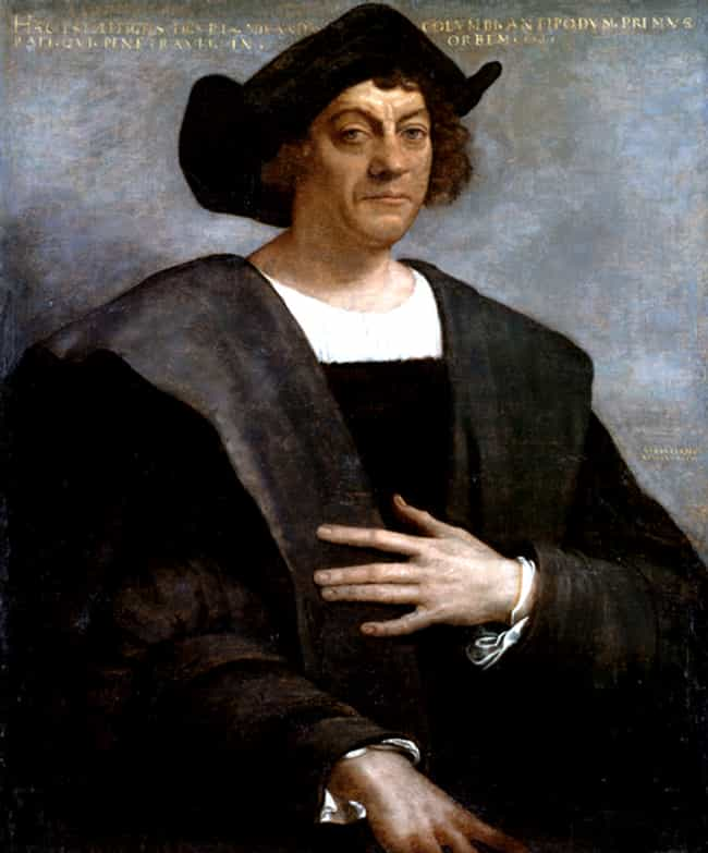 Christopher Columbus Thought T... is listed (or ranked) 1 on the list Insane Theories About The Shape Of The Earth People Actually Used To Believe