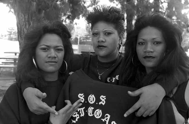 Members Of The East Coast Baby... is listed (or ranked) 4 on the list 21 Startling Photos Of Gangs In Los Angeles During The '80s And '90s