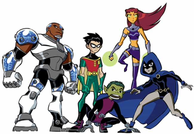 Every Character Is Disti... is listed (or ranked) 4 on the list Teen Titans Is The Greatest DC Superhero Cartoon Ever Made, Fight Me