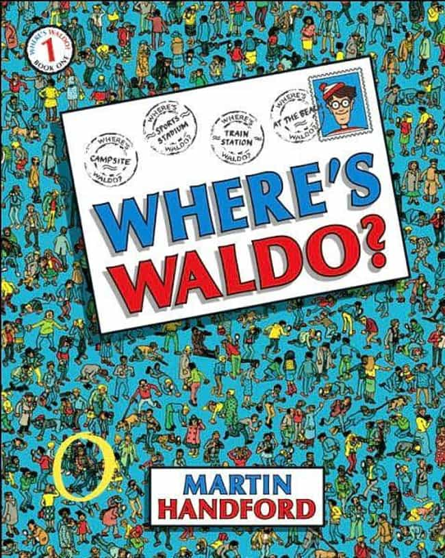 Where's Waldo Allegedly Ha... is listed (or ranked) 3 on the list Innocent Books That Parents Tried To Ban For Stupid Reasons