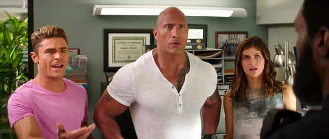 The Gang Has To Stop An ... is listed (or ranked) 3 on the list Actually Hilarious Stories That Would've Made The Baywatch Movie Watchable