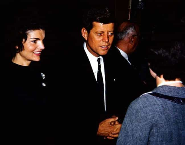 She Was Fluent In French... is listed (or ranked) 2 on the list Things Most Folks Don't Know About Jackie Kennedy