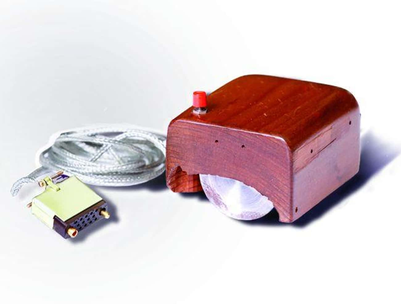 Computer Mouse Invented By Dou is listed (or ranked) 2 on the list Photos Of 1960s Inventions When They Were New And Cool