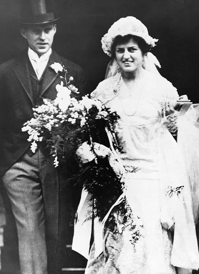 Joe Sr. and Rose's Weddi... is listed (or ranked) 4 on the list Vintage Kennedy Family Photos
