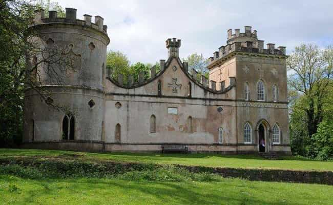 Clytha Castle (Monmouthshire, ... is listed (or ranked) 1 on the list 15 European Castles You Can Rent For Less Than $150