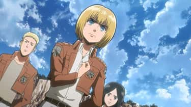 Armin Is The Narrator Of The Story