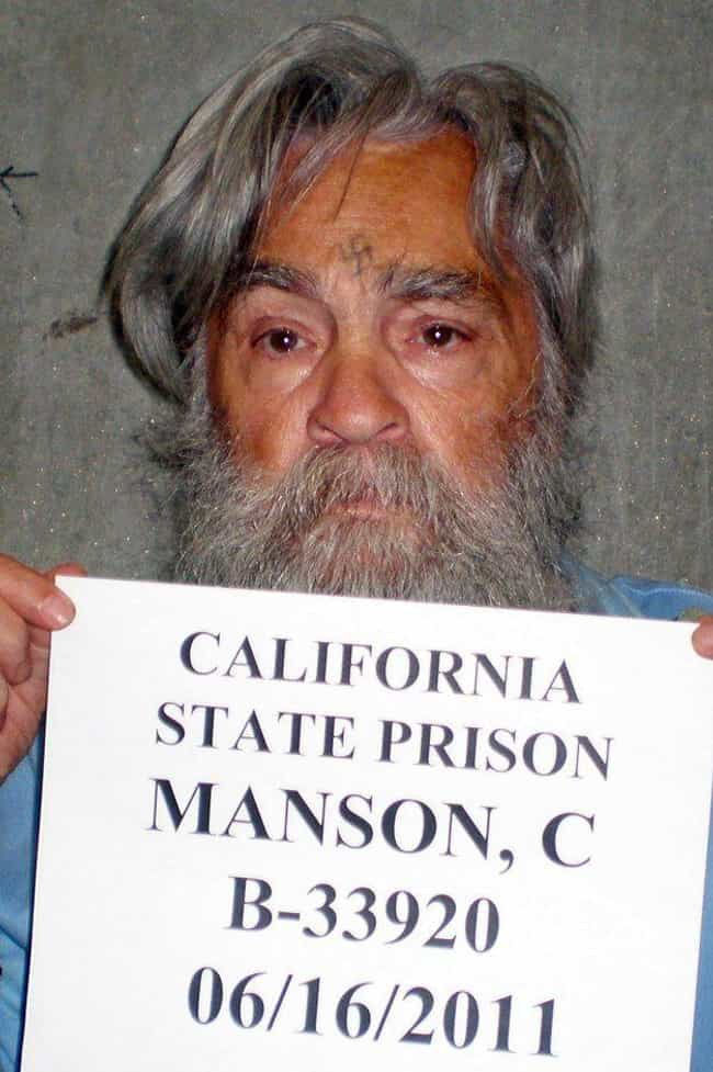 His Followers May Have K... is listed (or ranked) 1 on the list Terrifying Facts About Infamous Cult Leader And Suspected Killer Charles Manson