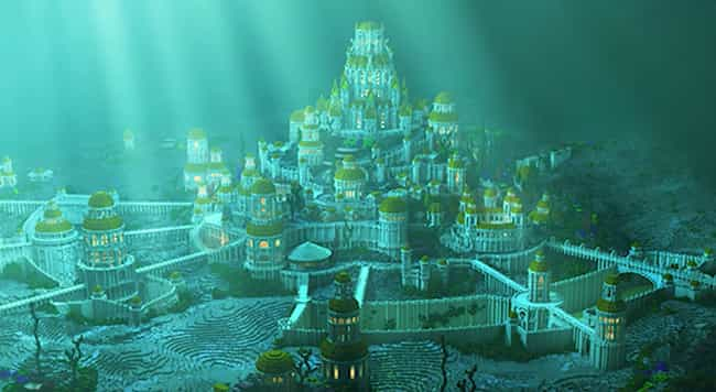 Atlantis Actually Happen... is listed (or ranked) 1 on the list 9 Mind Blowing, But Still Probable, Conspiracy Theories Involving Earth's Oceans