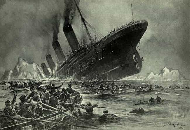 The Titanic Was A Big Il... is listed (or ranked) 2 on the list 9 Mind Blowing, But Still Probable, Conspiracy Theories Involving Earth's Oceans
