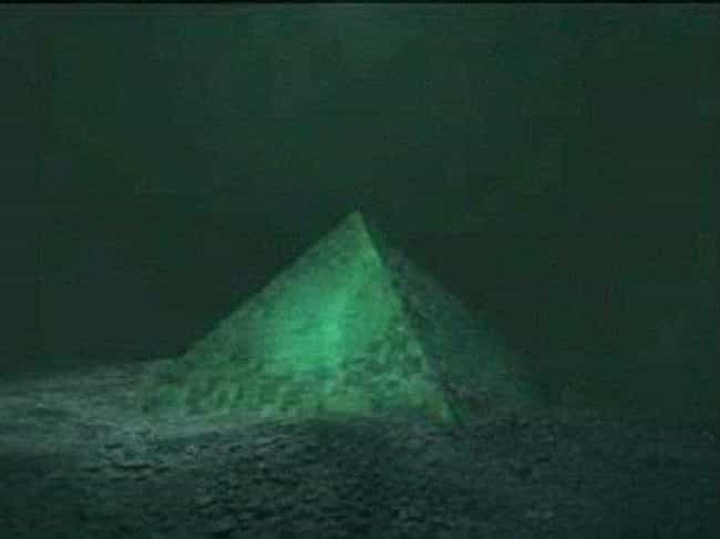 Aliens Built Colossal Crystal ... is listed (or ranked) 3 on the list 9 Mind Blowing, But Still Probable, Conspiracy Theories Involving Earth's Oceans