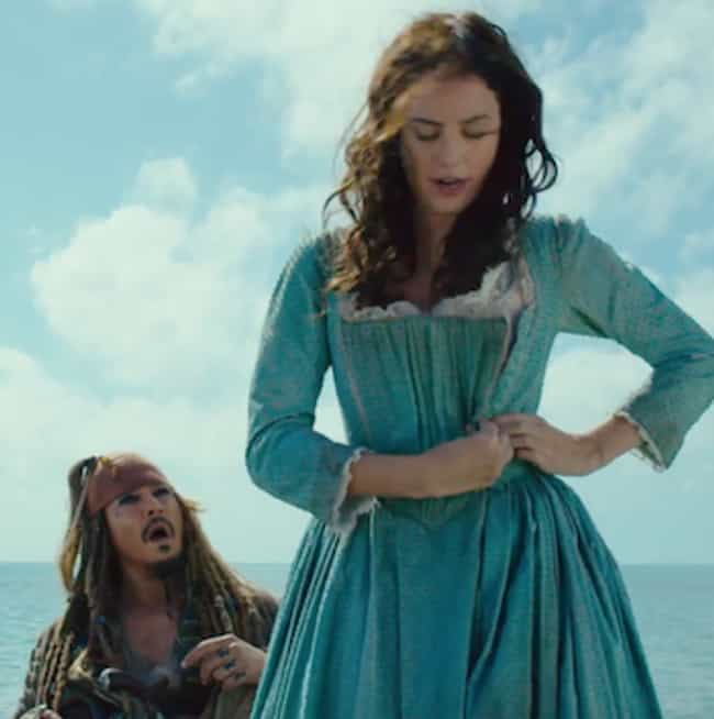 A Horrible Way to Live is listed (or ranked) 1 on the list Pirates of the Caribbean: Dead Men Tell No Tales Movie Quotes