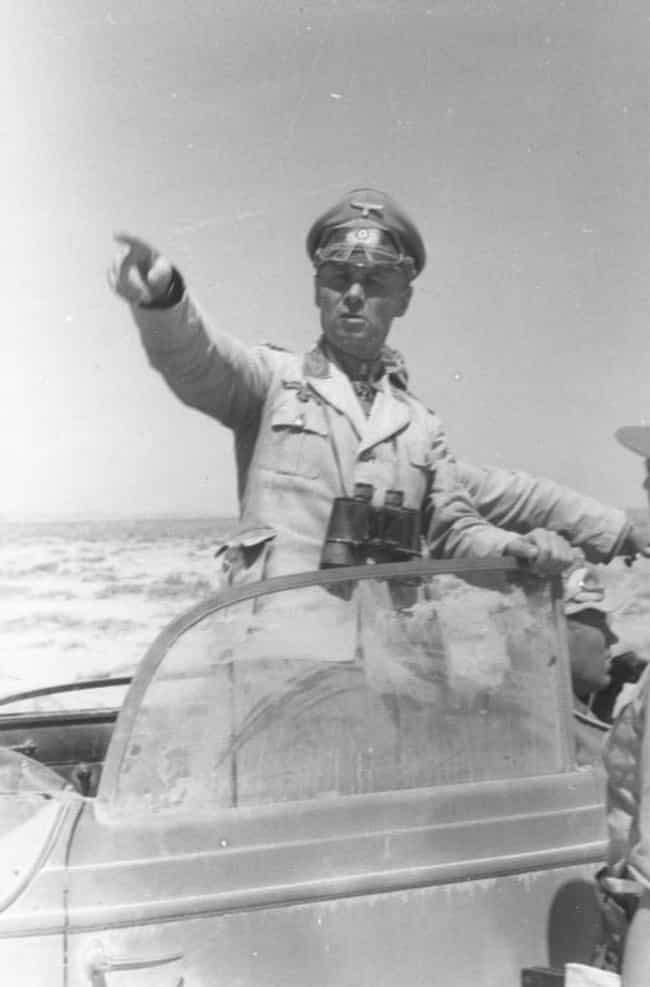 Erwin Rommel Was At Home In Ge... is listed (or ranked) 3 on the list 14 Facts About The D-Day Invasion Most People Don't Know About