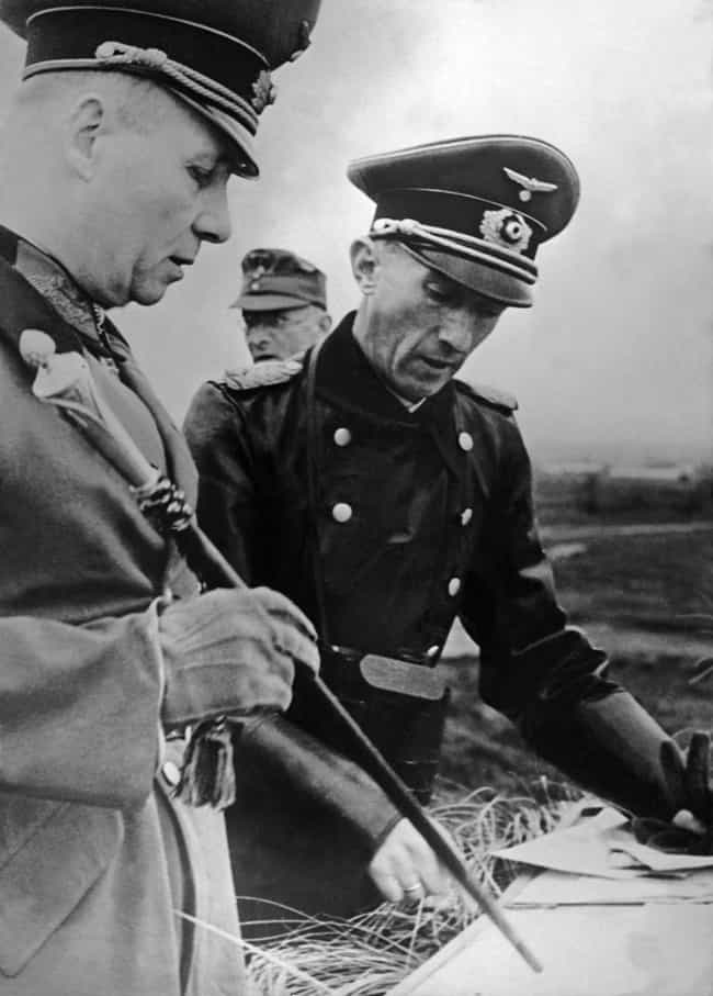 Erwin Rommel Was At Home In Ge... is listed (or ranked) 3 on the list 14 Facts About The D-Day Invasion Most People Don't Know