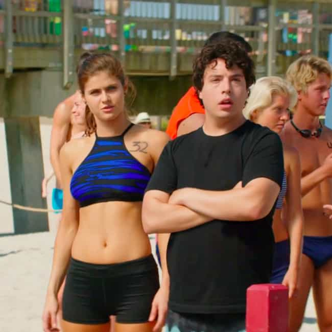 Running in Slo-Mo is listed (or ranked) 1 on the list Baywatch Movie Quotes