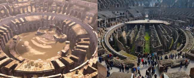 The Colosseum In Assassin'... is listed (or ranked) 4 on the list 24 Gaming Worlds Based On Real-Life Places