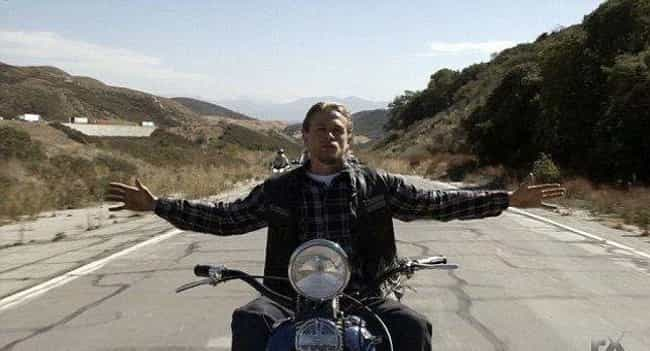 S.O.A Forces Audiences T... is listed (or ranked) 1 on the list Sons Of Anarchy Is Still The Most Underrated Show On TV