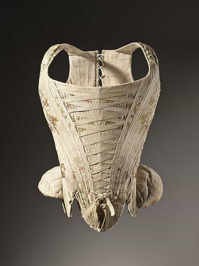 Some Corsets Contained Pieces ... is listed (or ranked) 3 on the list 11 Facts You Didn't Know About Corsets