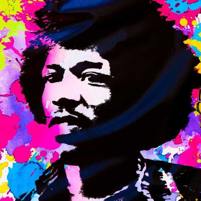 Purple Haze is listed (or ranked) 3 on the list 20 Hilarious Slang Terms For Drugs Throughout History
